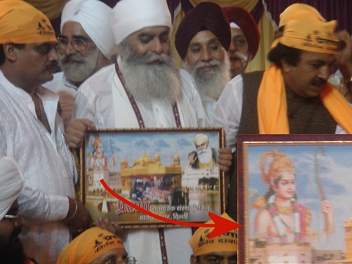 Amanpreet Singh 003 Hindu Infiltration Of Sikh Institutions