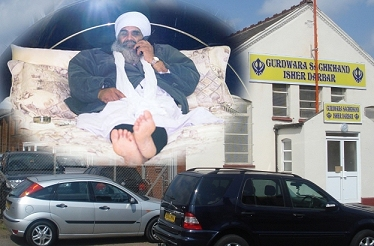 Leherous Baba's New Dera in UK