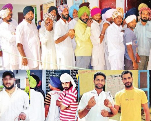 Non-Sikhs openly and proudly voted in the recent SGPC Elections No actions was taken by the Authorities