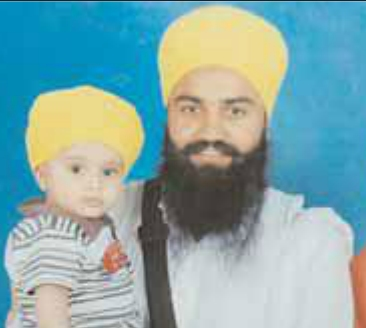 Bhai Mandeep Singh, who attempted to redress the sacrilege