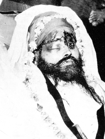 Shaheed Bhai Fauja Singh Ji